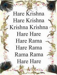 Meditación En El Maha Mantra Sabiduría Védica